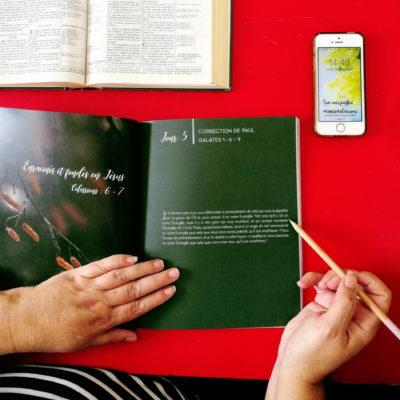étude biblique galates