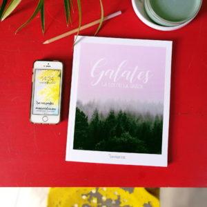 Cahier d'étude Galates