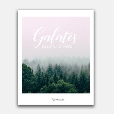 L'étude sur Galates arrive bientôt